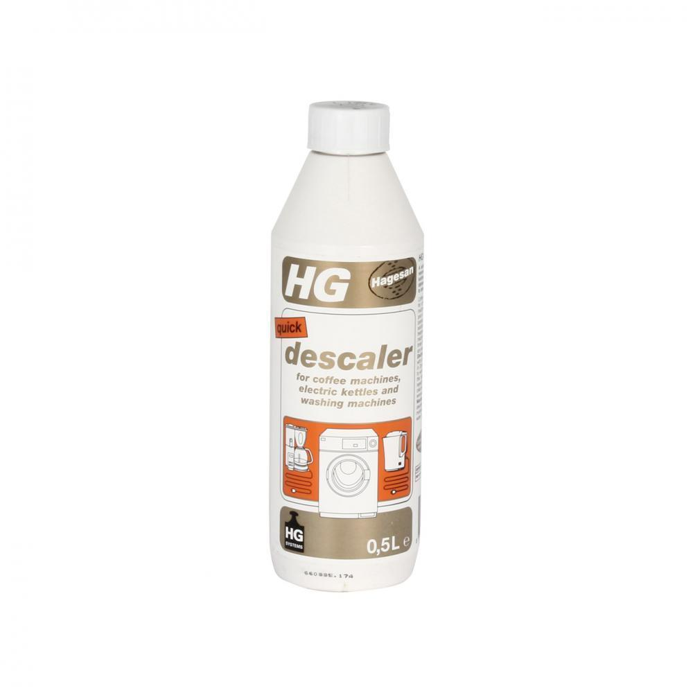 HG Quick Descaler - 500ml - Beattys of Loughrea , www.beattys.ie