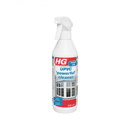 HG UPVC Cleaner - 500ml - Beattys of Loughrea , www.beattys.ie