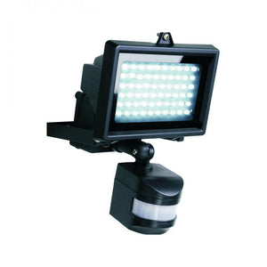 Elro LED Floodlight with Motion Sensor  At Beattys Loughrea Galway. Www.beattys.ie