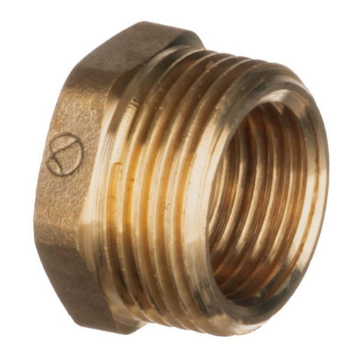 042 1IN X 1/2IN BRASS BUSHING - Beattys of Loughrea , www.beattys.ie
