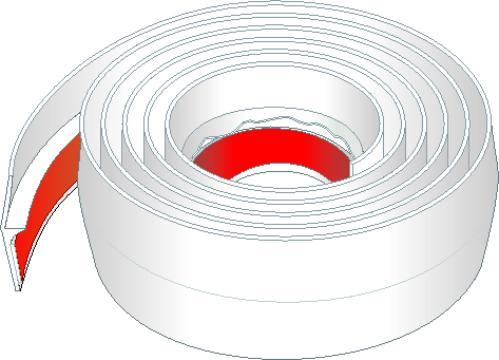 3M ROLL BATHROOM SEALANT STRIP EP3MBSS Buy Instore or online at beattys.ie