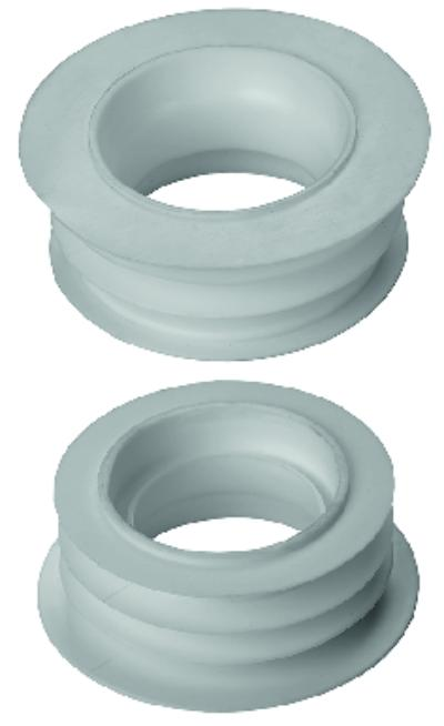 CLEAR PLASTIC FLUSH PIPE CONNECTOR EPNFPC - Beattys of Loughrea , www.beattys.ie