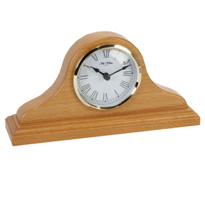 WILLIAM WIDDOP® Wooden Napoleon Mantel Clock - Beattys of Loughrea , www.beattys.ie