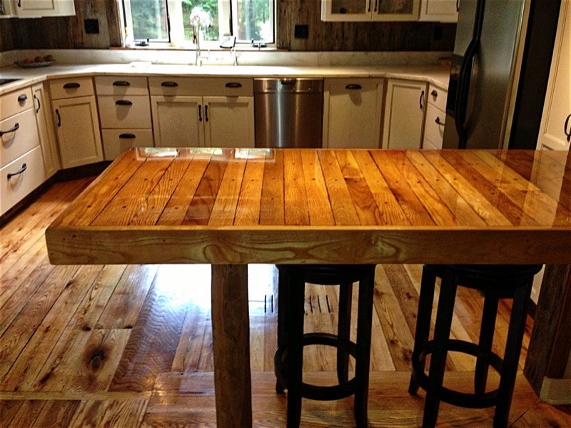 Wood Countertop Epoxy from PrimaLoc