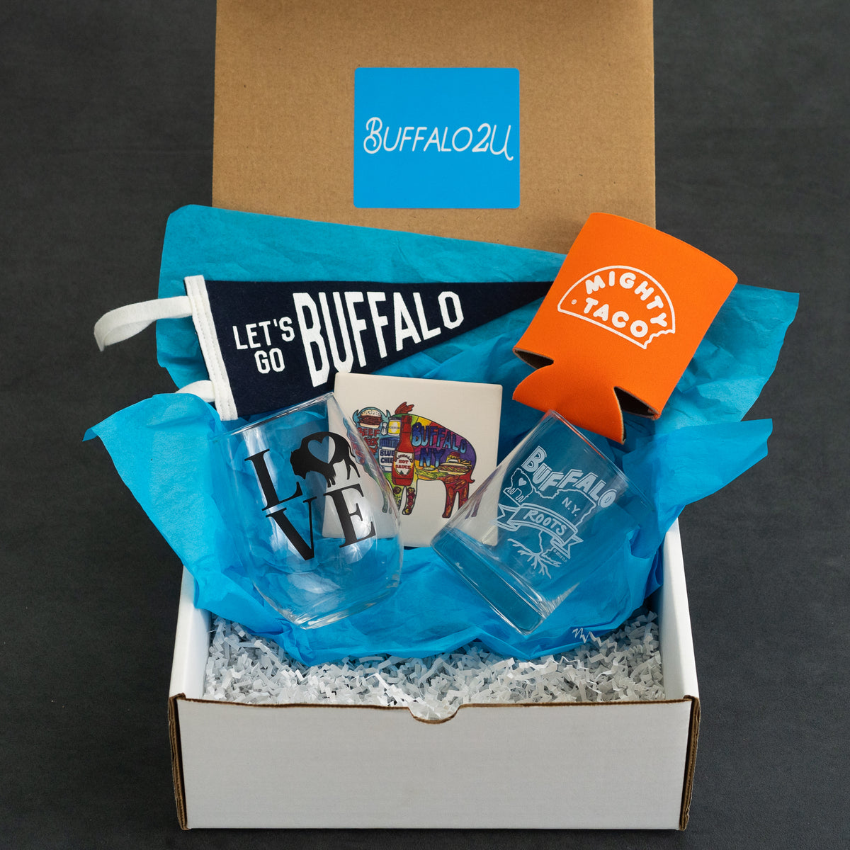 the best Buffalo gifts for moving away