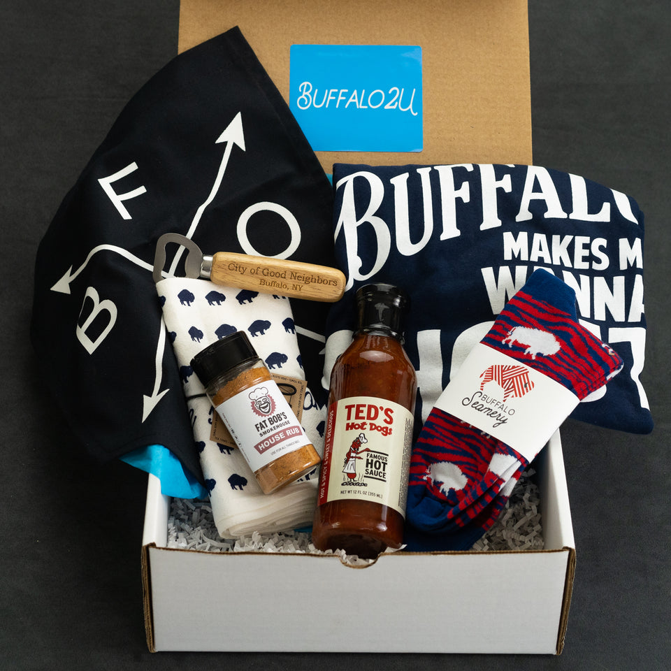 Buffalo gifts for birthdays and anniversaries