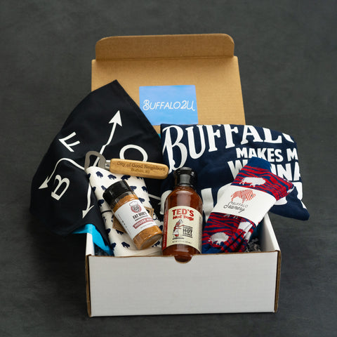 Corporate boxes for Buffalo companies