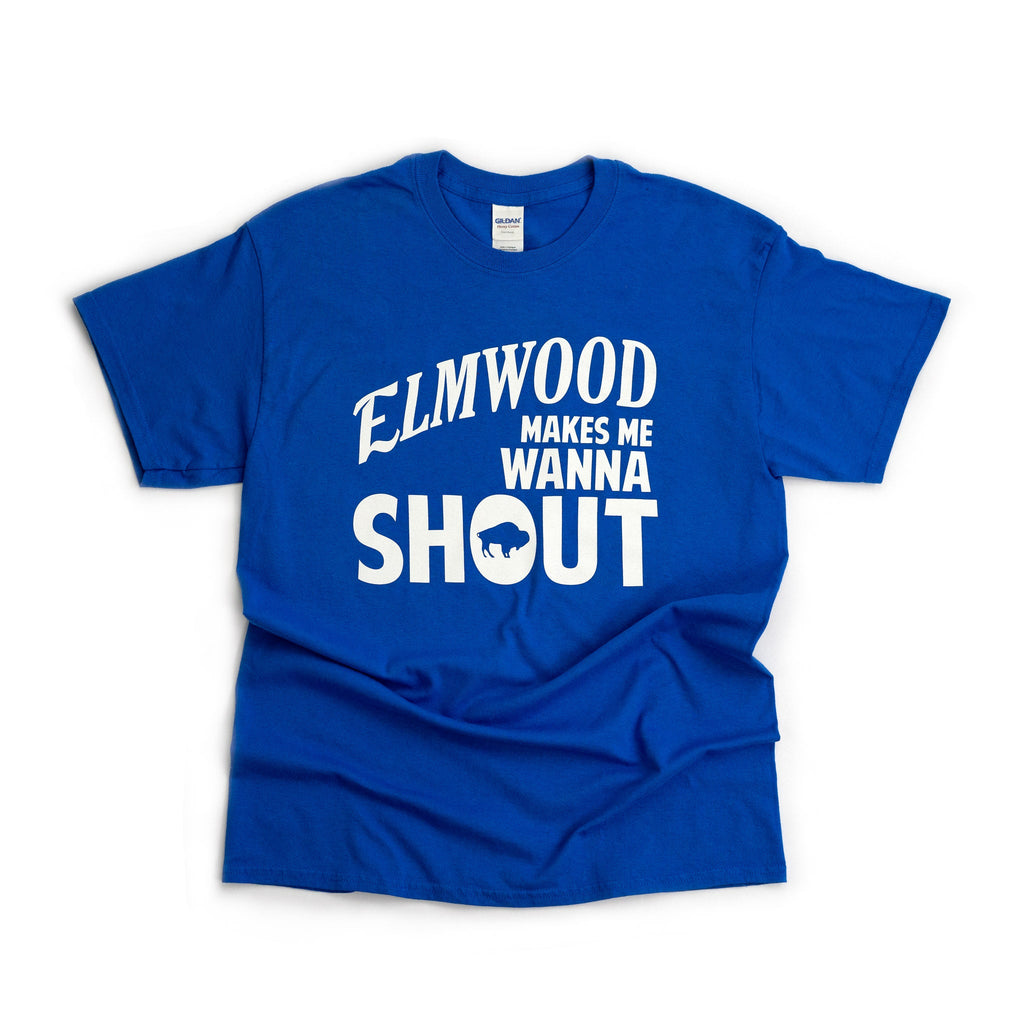 Buffalo Shout Shirts - Elmwood (Choose Size)