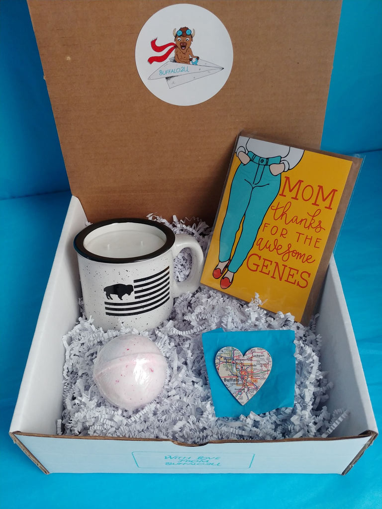 Buffalo Mother's Day Gift Box