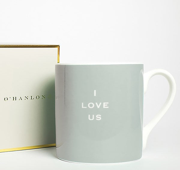 Susan O'halon I Love Us Mug