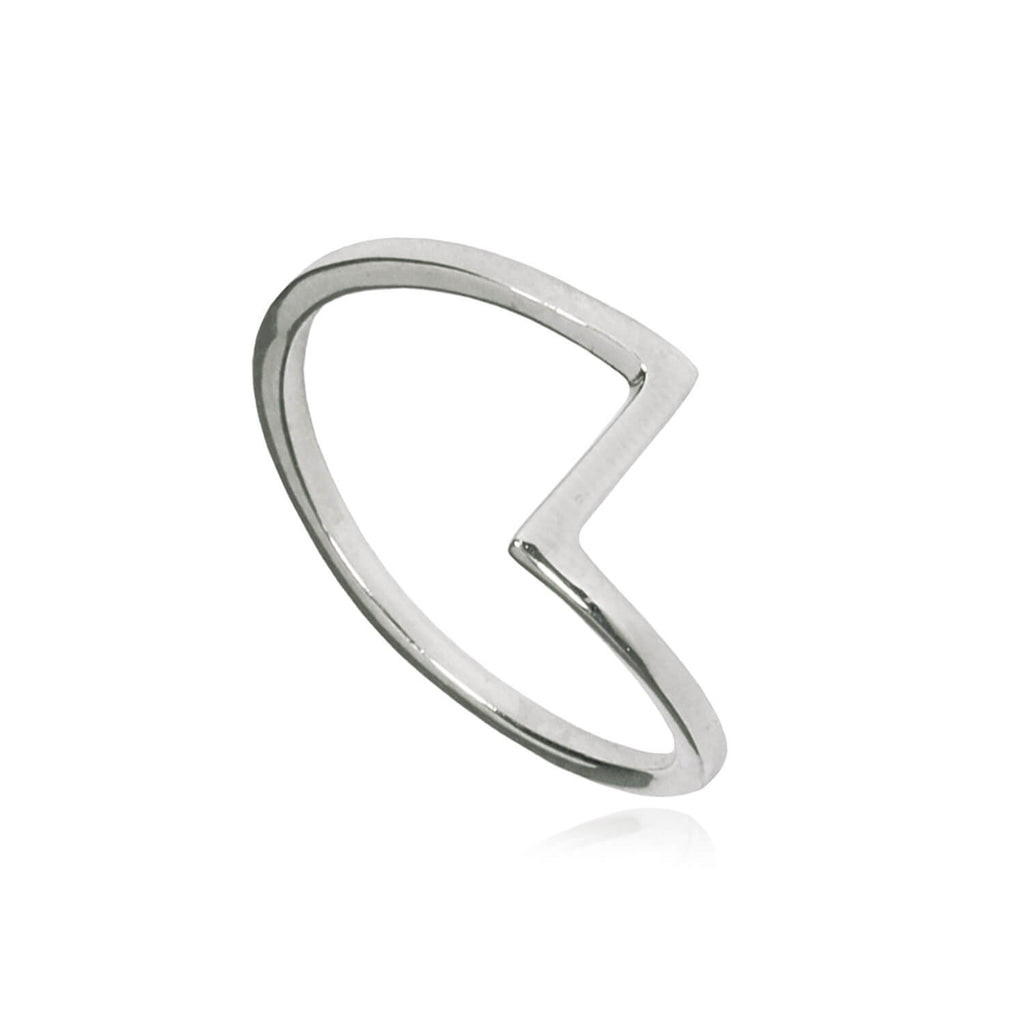 Matthew Calvin Joint Ring - Silver