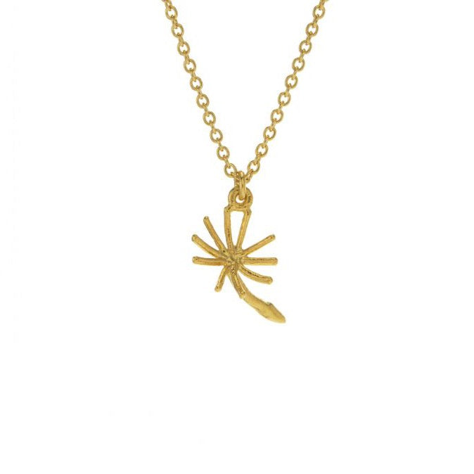 Alex Monroe Dandelion Fluff Necklace