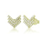 925 Sterling Silver Best Quality Zirconium Arrow New Trends Fashionable Wholesale Turkish Jewelry Stud Earring