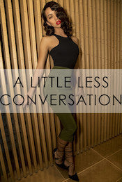 LITTLE LESS CONVERSATION