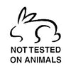 not tested on animals cruelty-free
