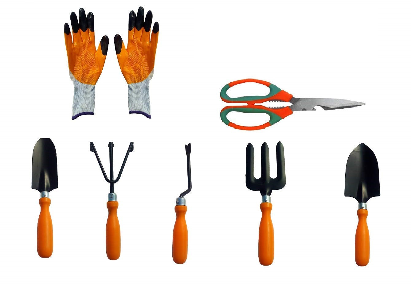 Ultra Strong Gardening Tools Set Kit of 7