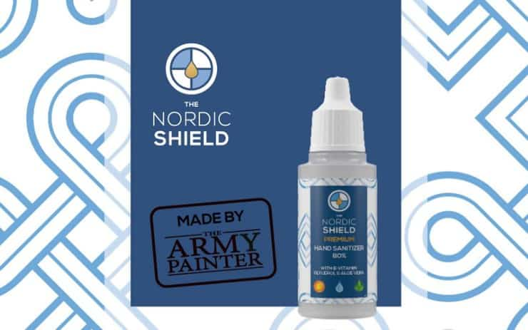 Nordic Shield Hand Sanitizer
