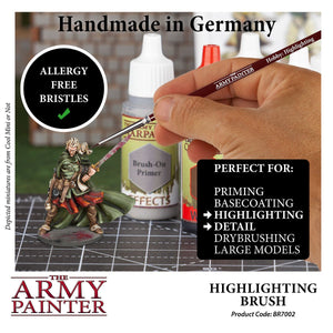 The Army Painter: Hobby Paintbrush - Highlighting - Lulu Games
