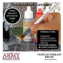 Load image into Gallery viewer, The Army Painter: Wargamer Paintbrush - Vehicle/Terrain - Lulu Games