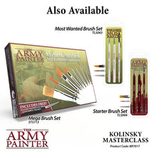 Load image into Gallery viewer, The Army Painter: Wargamer Paintbrush - Kolinsky Masterclass - Lulu Games