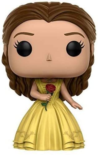 Funko Pop! Disney Beauty and the Beast: Belle - Lulu Games