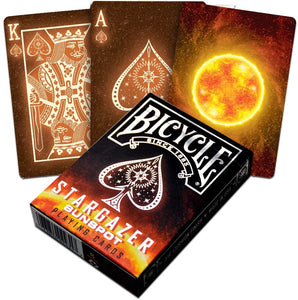 Bicycle Playing Cards: Stargazer Sunspot - Lulu Games