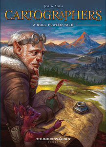 Cartographers: A Roll Player Tale - Lulu Games