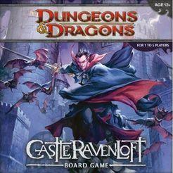 Dungeons & Dragons: Castle Ravenloft Board Game (Ding and Dent) - Lulu Games