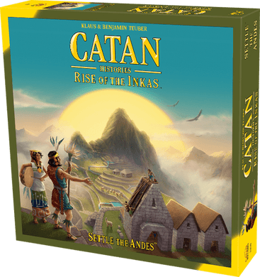 Catan Histories: Rise of the Inkas - Lulu Games