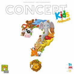 Concept Kids: Animals - Lulu Games