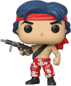 Funko Pop! Contra: Lance Bean - Lulu Games