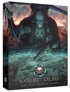 Court of the Dead: Dark Shepherd's Reflection 1000pcs Puzzle - Lulu Games