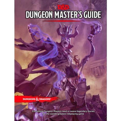 D&D 5th Edition: Dungeon Master's Guide - Lulu Games