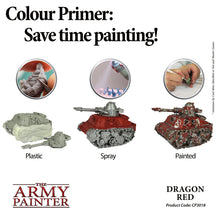Load image into Gallery viewer, The Army Painter: Colour Primer - Dragon Red - Lulu Games
