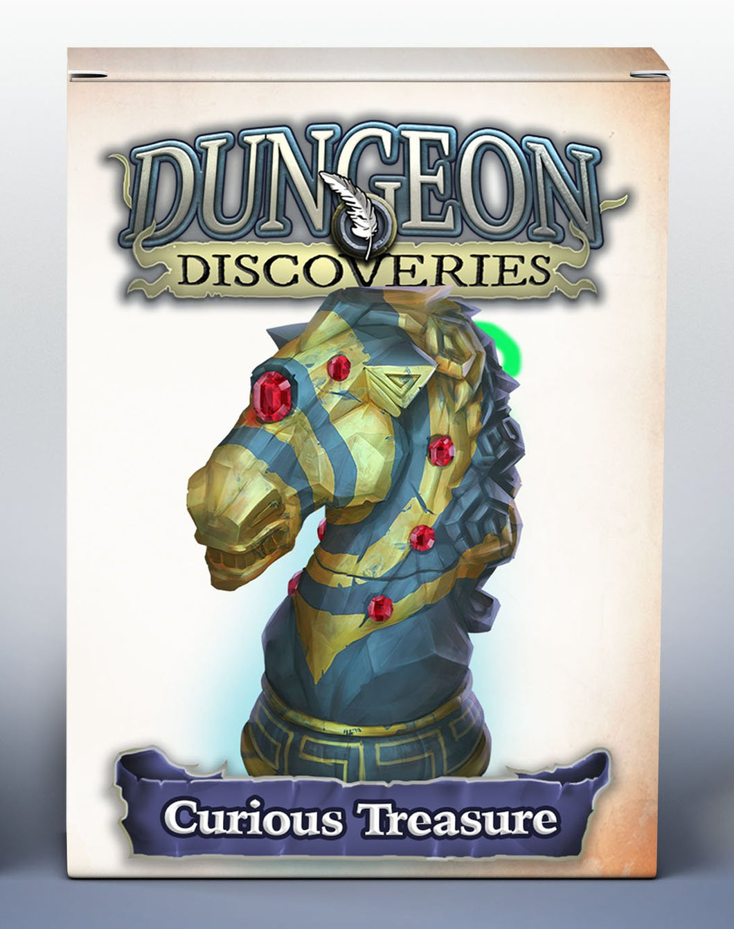 Dungeon Discoveries: Curious Treasure - Lulu Games