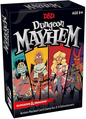 D&D: Dungeon Mayhem - Lulu Games