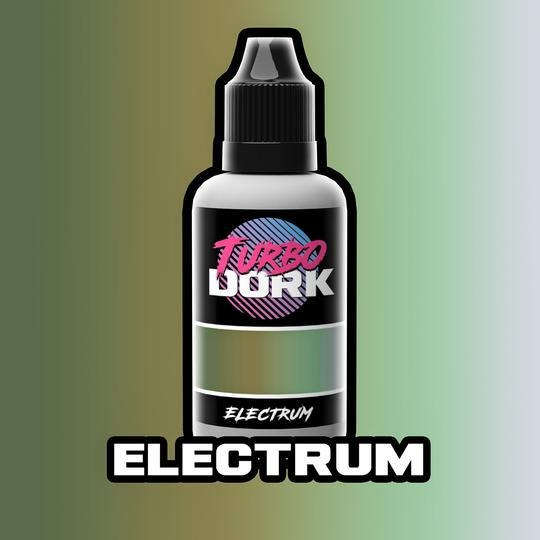 Turbo Dork Turboshift Acrylic Paint - Electrum - Lulu Games
