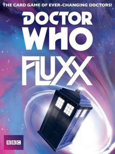 Fluxx: Doctor Who - Lulu Games