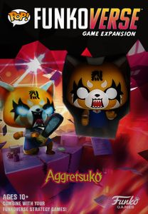 Funkoverse Strategy Game: Aggretsuko 100