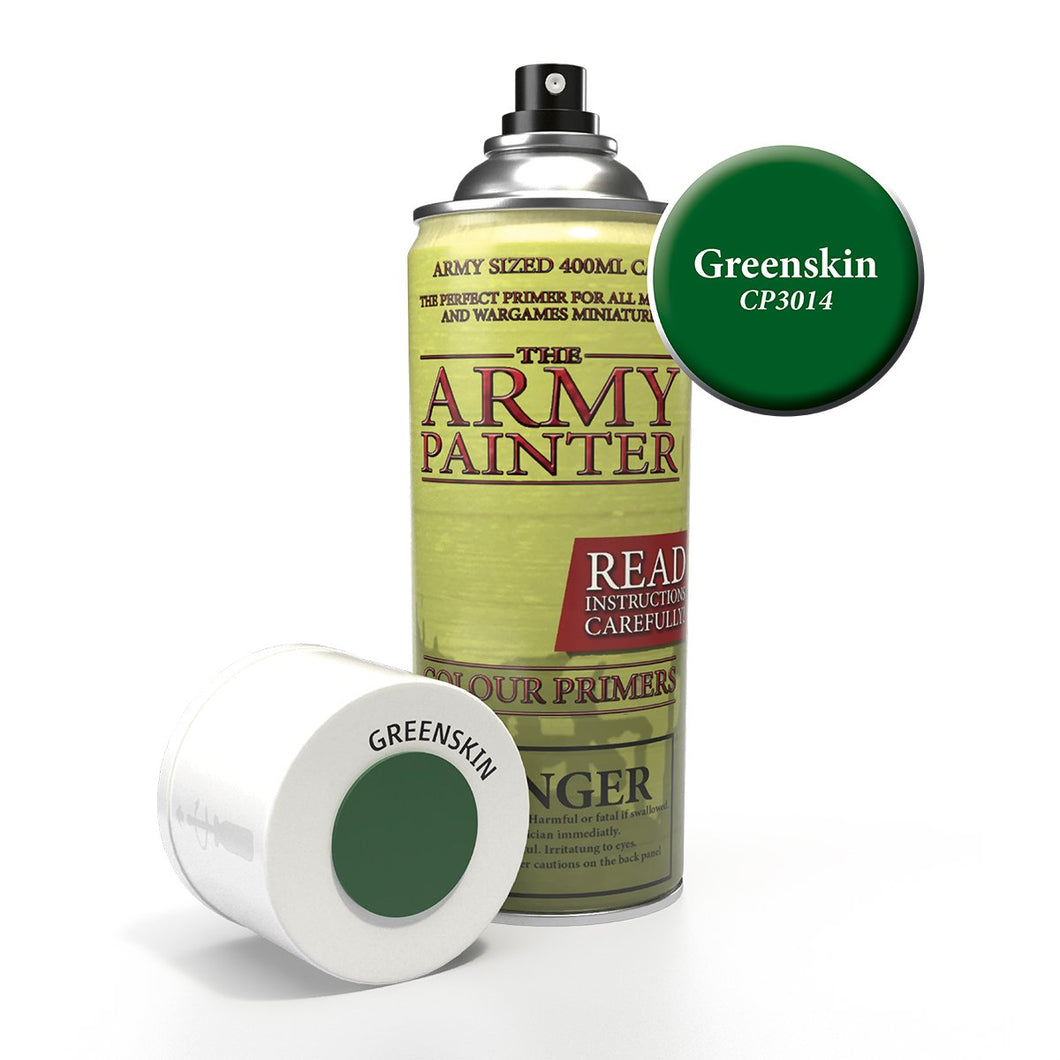 The Army Painter: Colour Primer - Greenskin - Lulu Games