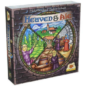 Pre-Owned Games - Heaven & Ale - Lulu Games