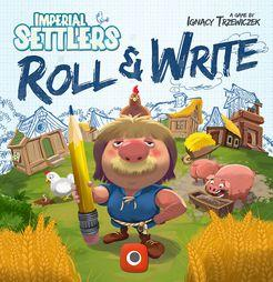 Imperial Settlers: Roll and Write (Ding & Dent) - Lulu Games