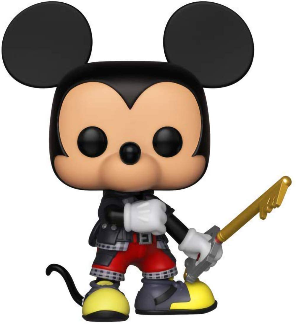Funko Pop! Kingdom Hearts: Mickey