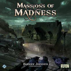 Mansions of Madness (Second Edition): Horrific Journeys - Lulu Games