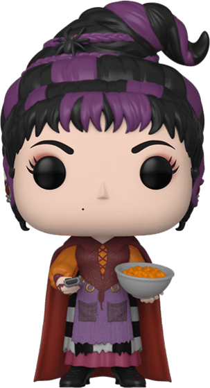 Funko Pop! Disney Hocus Pocus: Mary Sanderson - Lulu Games