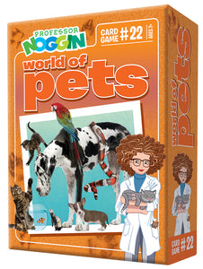 Professor Noggin: World of Pets