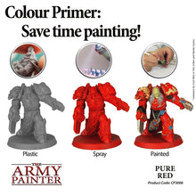 Load image into Gallery viewer, The Army Painter: Colour Primer - Pure Red - Lulu Games