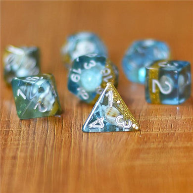 Dice By Lulu - Shell Dice: Seashore Shells - Lulu Games