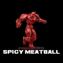 Load image into Gallery viewer, Turbo Dork Metallic Acrylic Paint - Spicy Meatball - Lulu Games