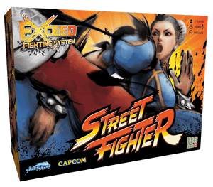 Exceed: Street Fighter - Chun Li Box - Lulu Games